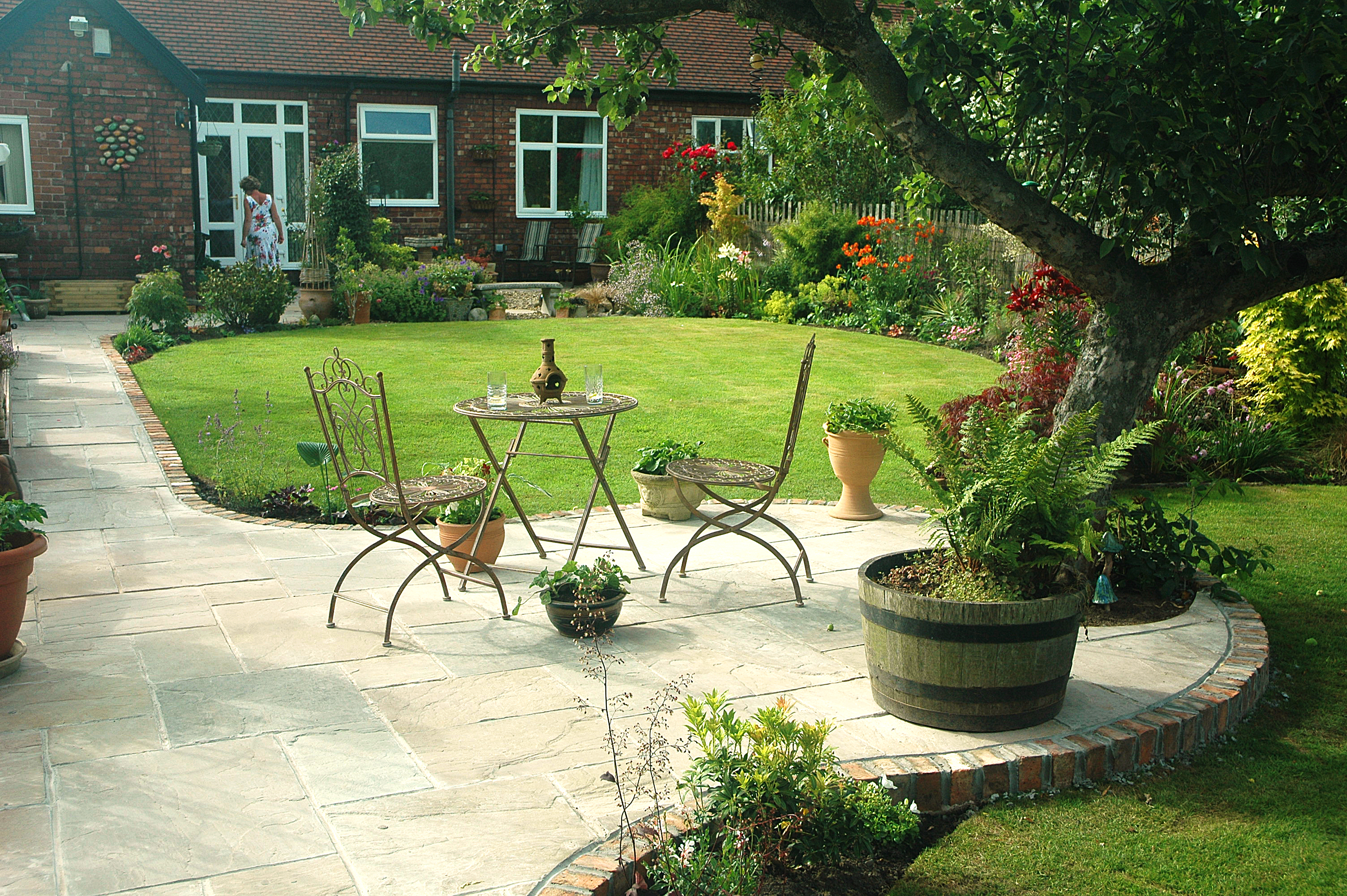 Garden Design Manchester elegant and innovative landscape garden design