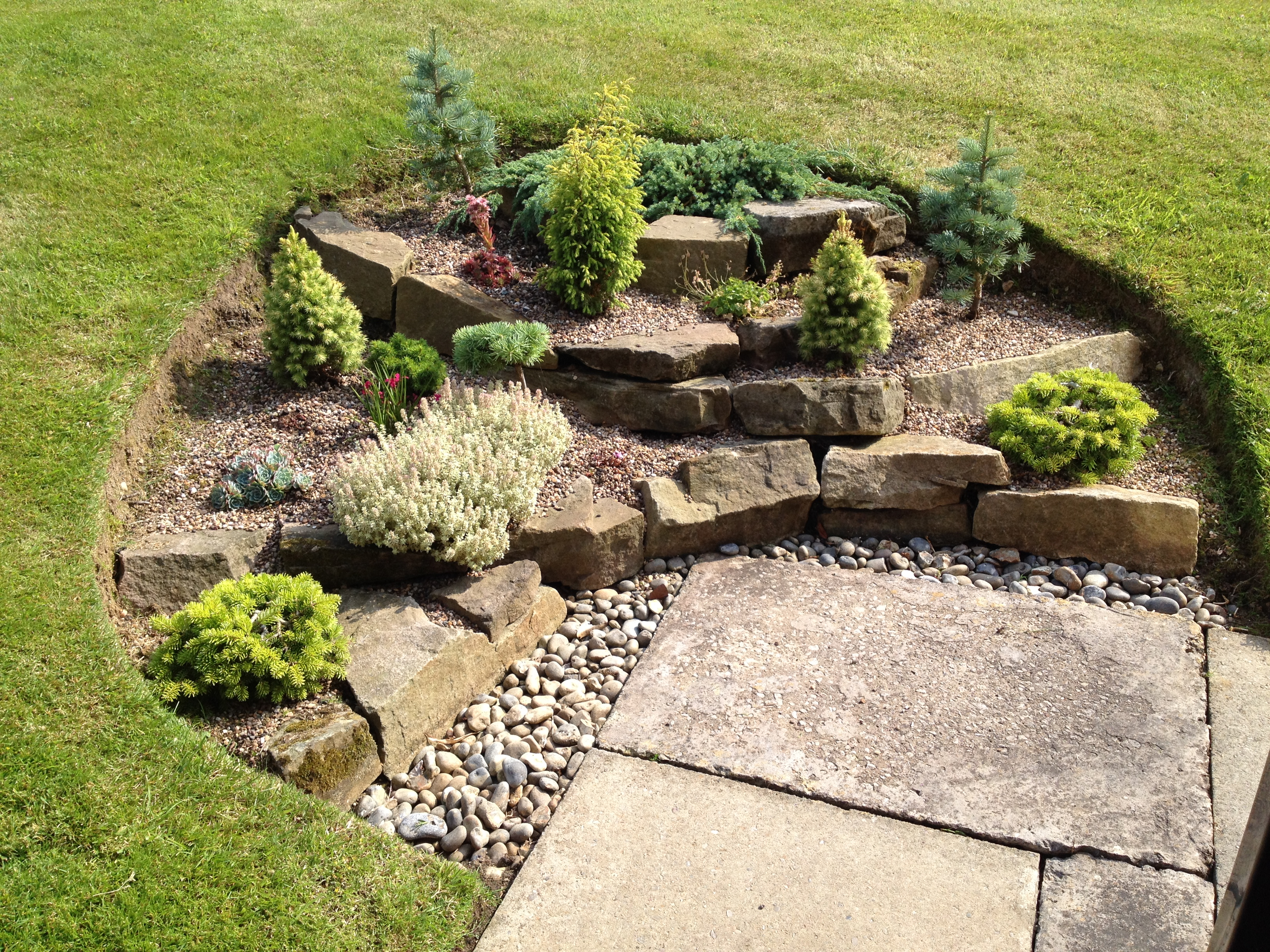 15 Garden Landscaping Ideas | Love The Garden on Landscape Garden Designs For Small Gardens id=57204